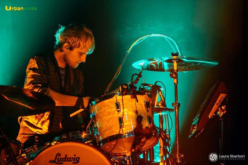 Marco Primavera, batterista Thegiornalisti